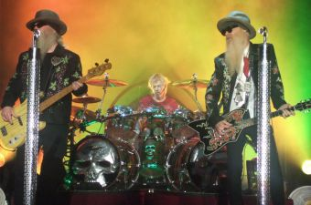 ZZ Top in BBK Live Festival