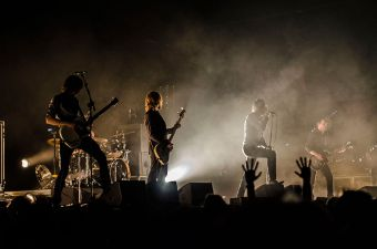 Refused en el BEC (Bilbao)