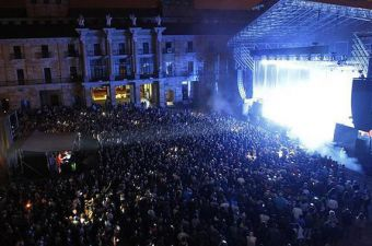 Pet Shop Boys - Gijón 2014