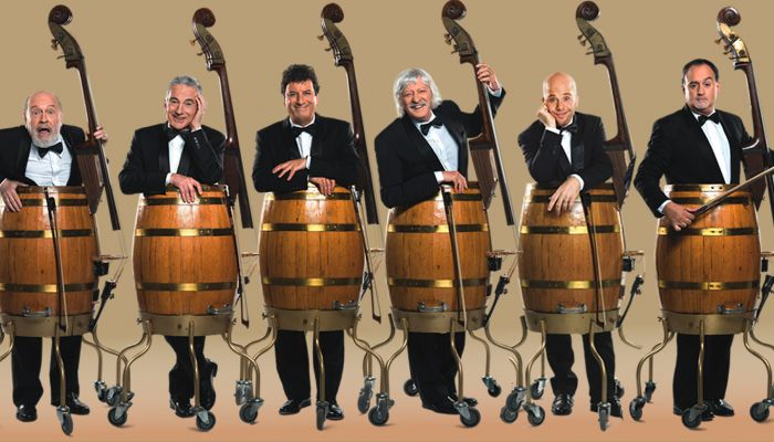 Les Luthiers Gira 2018