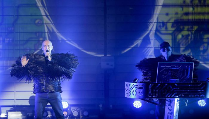 Pet Shop Boys - La Laboral 2014