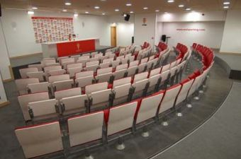 Press Conference Room - Sporting Gijón